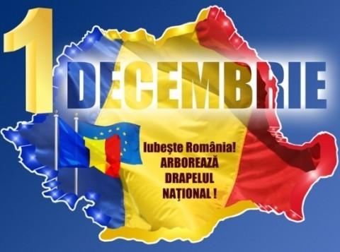 Calendarul Centenarului Unirii va debuta la 1 Decembrie 2017