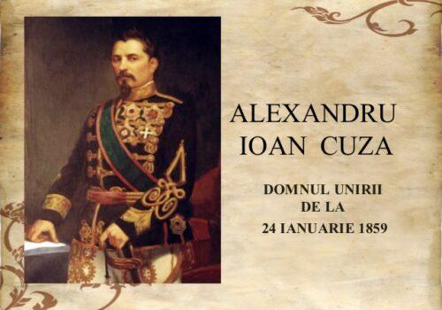 Pe 24 ianuarie romanii sarbatoresc Unirea Principatelor Romane